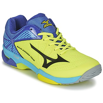 Παπούτσια Άνδρας Tennis Mizuno WAVE EXCEED TOUR 2 CC Yellow / Black