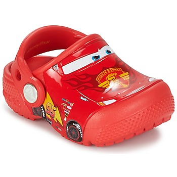 Παπούτσια Αγόρι Σαμπό Crocs Crocs Funlab Light CARS 3 Movie Clog Red