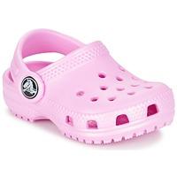 Παπούτσια Κορίτσι Σαμπό Crocs Classic Clog Kids Nude