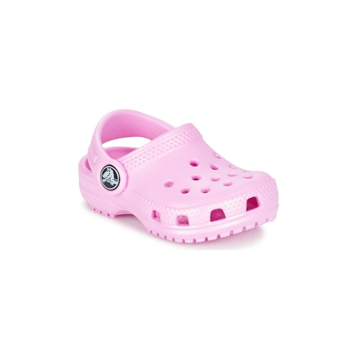 Παπούτσια Κορίτσι Σαμπό Crocs Classic Clog Kids ροζ