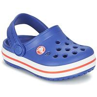 Παπούτσια Αγόρι Σαμπό Crocs Crocband Clog Kids μπλέ