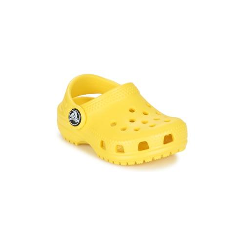 Παπούτσια Παιδί Σαμπό Crocs Classic Clog Kids Yellow