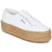 Παπούτσια Γυναίκα Χαμηλά Sneakers Superga 2790 COTROPE W Άσπρο