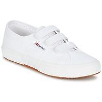 Παπούτσια Γυναίκα Χαμηλά Sneakers Superga 2750 COT3 VEL U Άσπρο