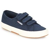 Παπούτσια Γυναίκα Χαμηλά Sneakers Superga 2750 COT3 VEL U MARINE
