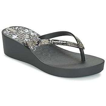 Παπούτσια Γυναίκα Σαγιονάρες Ipanema ART DECO III Black