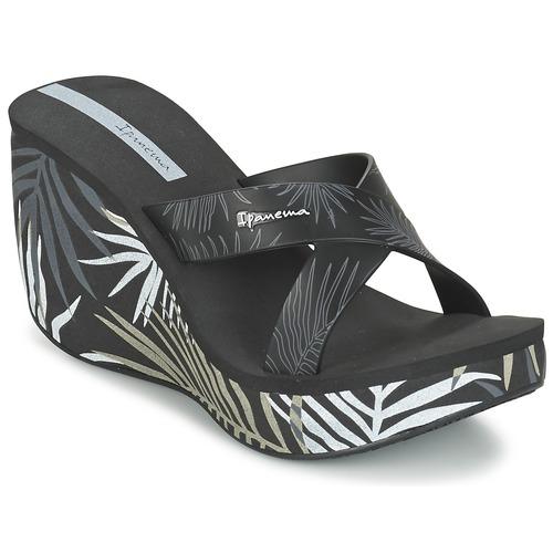 Παπούτσια Γυναίκα Τσόκαρα Ipanema LIPSTICK STRAPS III Black