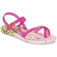 Παπούτσια Κορίτσι Σανδάλια / Πέδιλα Ipanema FASHION SANDAL IV KIDS Ροζ