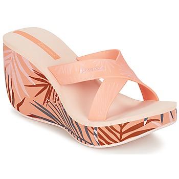 Παπούτσια Γυναίκα Τσόκαρα Ipanema LIPSTICK STRAPS III Orange
