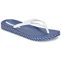 Παπούτσια Γυναίκα Σαγιονάρες Ipanema ANATOMIC SOFT άσπρο / μπλέ