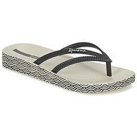 Παπούτσια Γυναίκα Σαγιονάρες Ipanema BOSSA SOFT Black / Beige