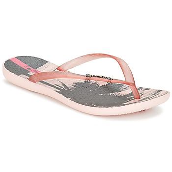 Παπούτσια Γυναίκα Σαγιονάρες Ipanema WAVE TROPICAL Ροζ