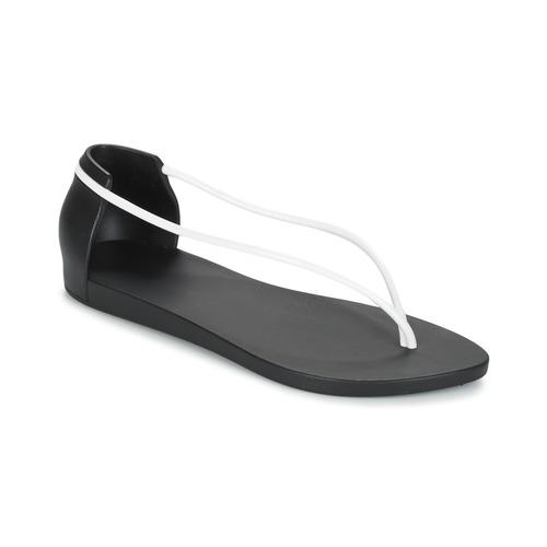 Παπούτσια Γυναίκα Σανδάλια / Πέδιλα Ipanema PHILIPPE STARCK THING N Black / Άσπρο