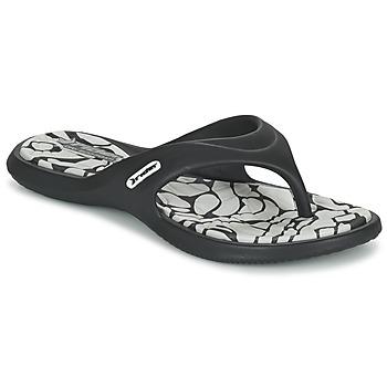 Παπούτσια Γυναίκα Σαγιονάρες Rider ISLAND VIII Black / Grey