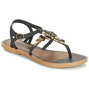 Παπούτσια Γυναίκα Σανδάλια / Πέδιλα Grendha REALCE SANDAL Black