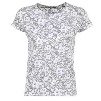 Υφασμάτινα Γυναίκα T-shirt με κοντά μανίκια Marc O'Polo BRIDELOPAC Grey / Άσπρο