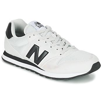 Παπούτσια Άνδρας Χαμηλά Sneakers New Balance GM500 άσπρο / Black