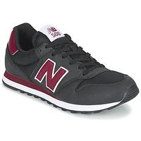 Παπούτσια Χαμηλά Sneakers New Balance GM500 Black / BORDEAUX