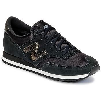 Παπούτσια Γυναίκα Χαμηλά Sneakers New Balance CW620 Black