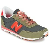 Παπούτσια Παιδί Χαμηλά Sneakers New Balance KL410 Green / Grey / Orange