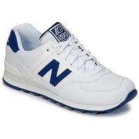 Παπούτσια Χαμηλά Sneakers New Balance ML574 άσπρο / μπλέ