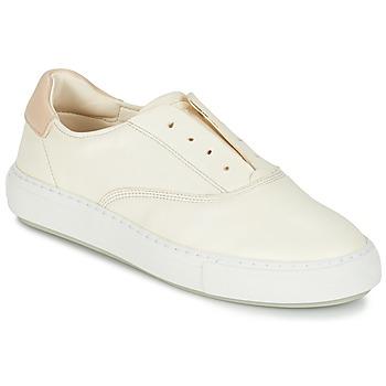 Παπούτσια Γυναίκα Χαμηλά Sneakers Marc O'Polo ODETTAR Ecru