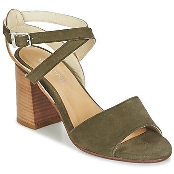 Παπούτσια Γυναίκα Σανδάλια / Πέδιλα Marc O'Polo MODERANA Kaki
