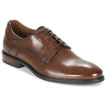 Παπούτσια Άνδρας Derby Lloyd MILAN Brown