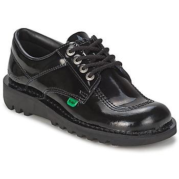 Παπούτσια Γυναίκα Richelieu Kickers KICK LO Black