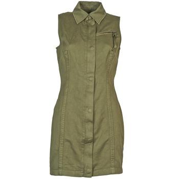 Υφασμάτινα Γυναίκα Κοντά Φορέματα Diesel D-NAOMIE KAKI
