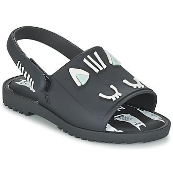 Παπούτσια Κορίτσι Σανδάλια / Πέδιλα Melissa MIA FABULA Black