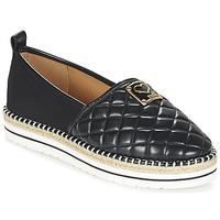 Παπούτσια Γυναίκα Εσπαντρίγια Love Moschino JA10093G13 Black