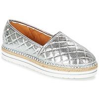 Παπούτσια Γυναίκα Εσπαντρίγια Love Moschino JA10313G03 Silver