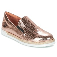Παπούτσια Γυναίκα Slip on Love Moschino JA10353G03 Gold / ροζ