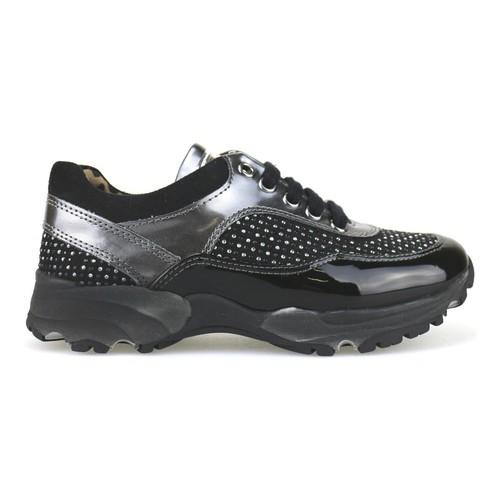 Παπούτσια Κορίτσι Χαμηλά Sneakers Nada Αθλητικά AH189 Μαύρος