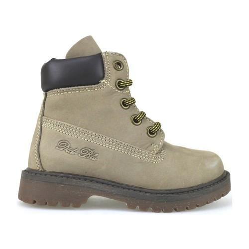 Παπούτσια Κορίτσι Μποτίνια Didiblu Μπότες αστραγάλου AJ959 Μπεζ