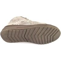 Παπούτσια Κορίτσι Ψηλά Sneakers Didiblu sneakers beige camoscio AH126 Beige
