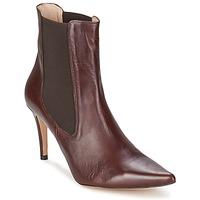 Παπούτσια Γυναίκα Μποτίνια Alba Moda PIMTY Brown