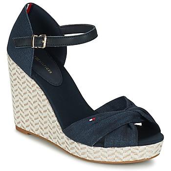 Παπούτσια Γυναίκα Σανδάλια / Πέδιλα Tommy Hilfiger ELENA 3DI MARINE