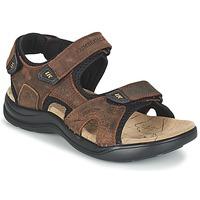 Παπούτσια Άνδρας Σπορ σανδάλια Lumberjack EARTH Brown