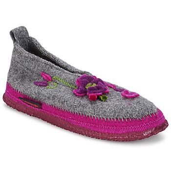 Παπούτσια Γυναίκα Παντόφλες Giesswein TANGERHÜETTE Grey