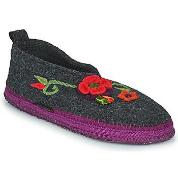 Παπούτσια Γυναίκα Παντόφλες Giesswein TANGERHÜETTE Anthracite