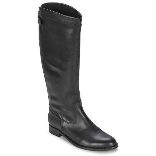 Παπούτσια Γυναίκα Μπότες για την πόλη Jonak BATURINGI Black