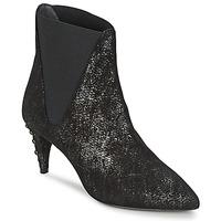 Παπούτσια Γυναίκα Μποτίνια Stéphane Kelian ELSA 7 Black