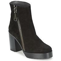 Παπούτσια Γυναίκα Μποτίνια Stéphane Kelian DANA 4 Black
