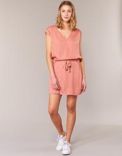Υφασμάτινα Γυναίκα Κοντά Φορέματα Kaporal FLY ροζ