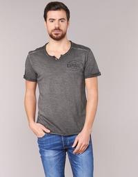 Υφασμάτινα Άνδρας T-shirt με κοντά μανίκια Kaporal TOKOA μπλέ