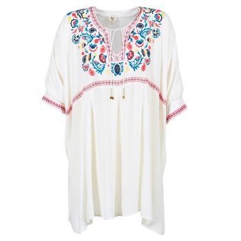 Υφασμάτινα Γυναίκα Κοντά Φορέματα Billabong MYSTIC DRESS ECRU