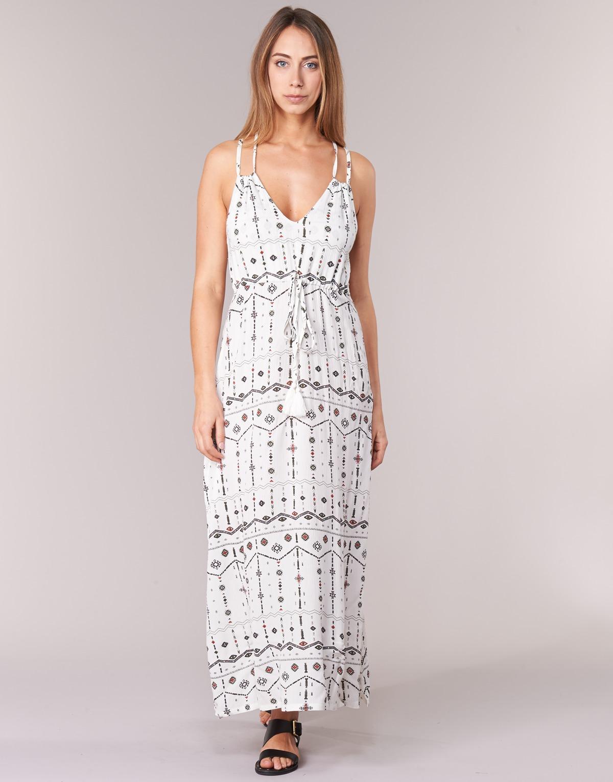086a1cd392f8 Μακριά Φορέματα Billabong HAVE SUN Σύνθεση  Βισκόζη
