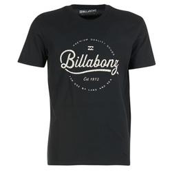 Υφασμάτινα Άνδρας T-shirt με κοντά μανίκια Billabong OUTFIELD TEE SS Black